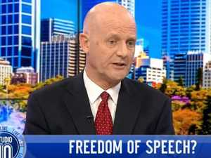 Reason behind Leyonhjelm's rants