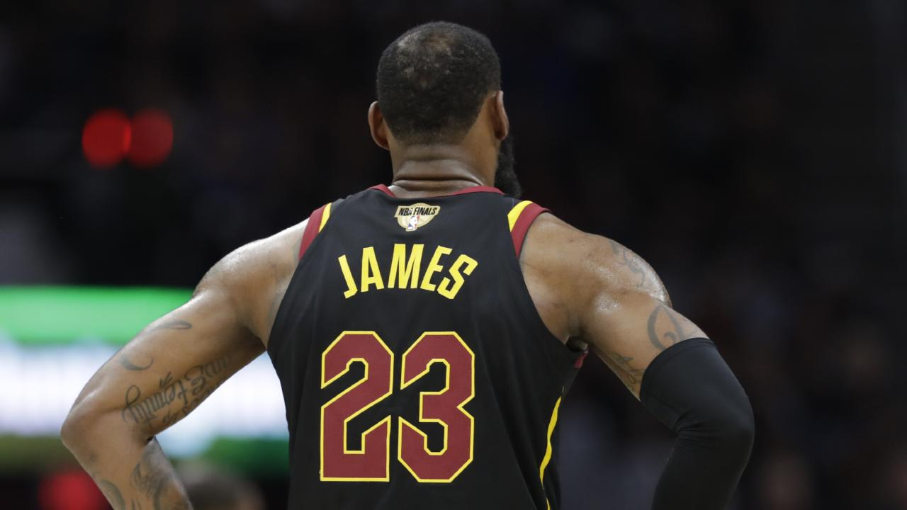 LeBron James has played his last game for the Cleveland Cavaliers. (AP Photo/Tony Dejak)