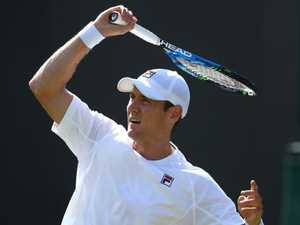 Giant-killer Ebden destroys 10th seed