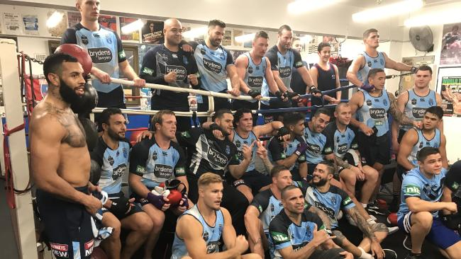 Mundine back with the Blues … What other miracles can Freddy pull off?