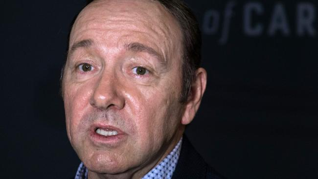 Embattled Hollywood actor Kevin Spacey. Picture: AFP