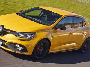Pricing revealed for new Renault Megane RS hot hatch