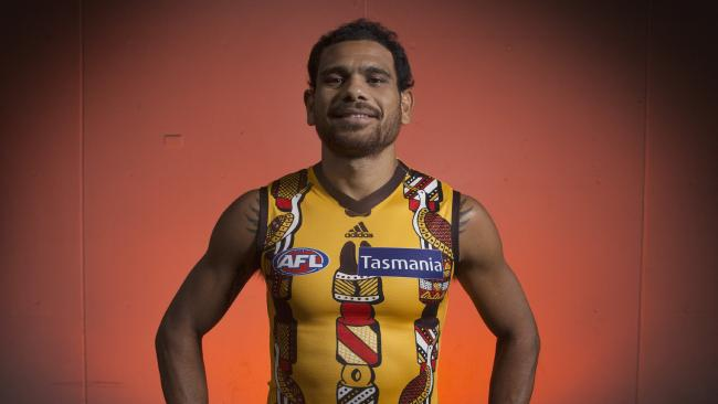 Hawthorn will dearly miss the skills of Cyril Rioli. Picture: Michael Klein