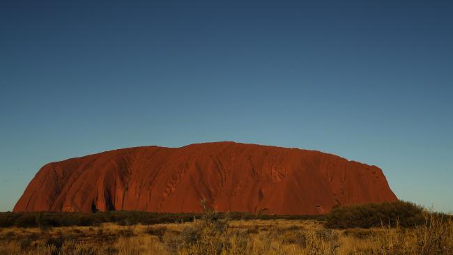 Uluru, NT. (Photo by Mark Kolbe/Getty Images for AOC)