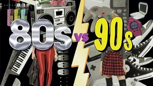 80s vs 90s Video Party