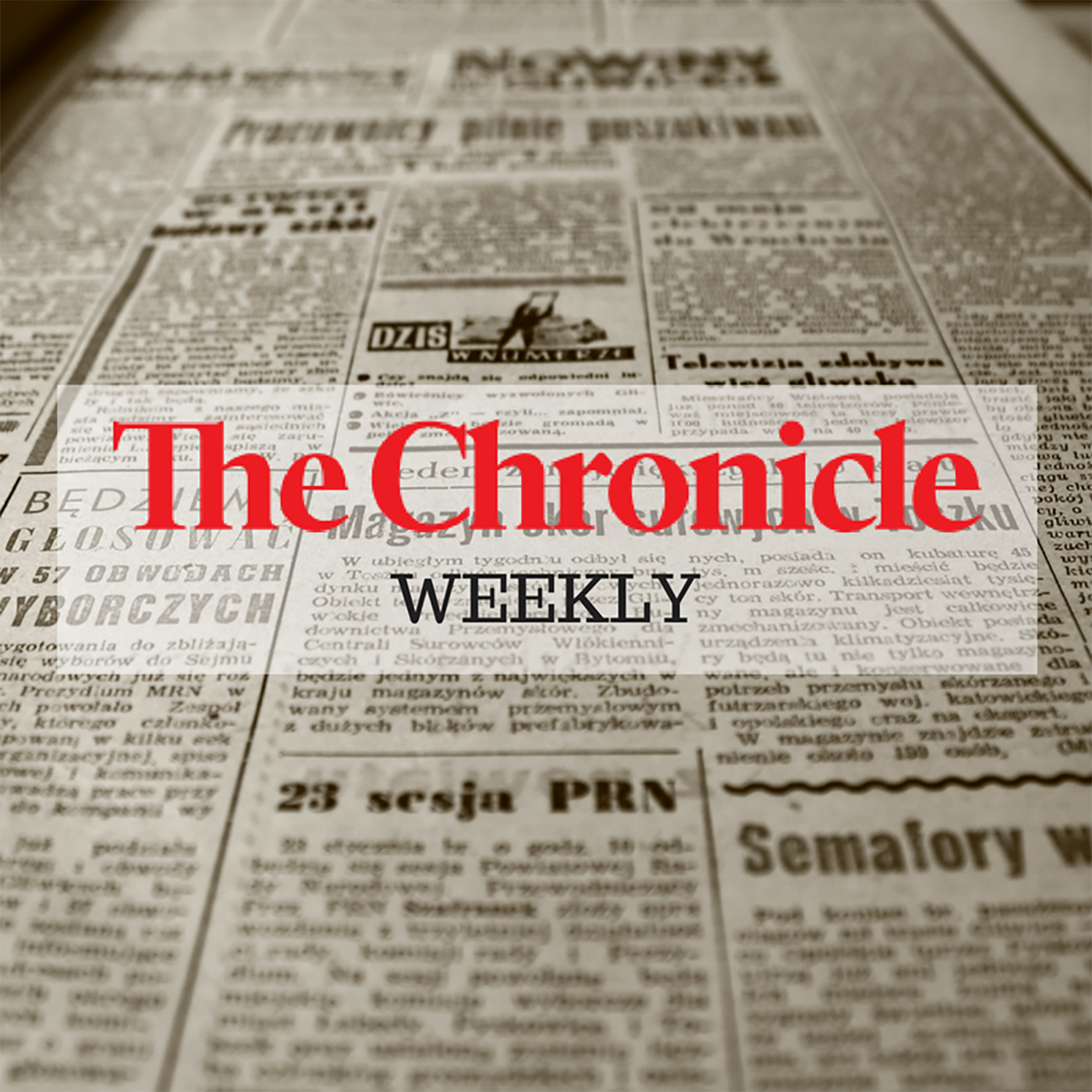 The Chronicle Weekly