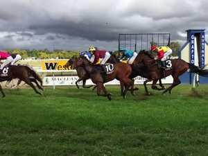 John Carlton Cup race finish