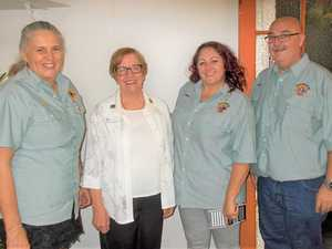 Changing of the guard for the Proserpine Lions