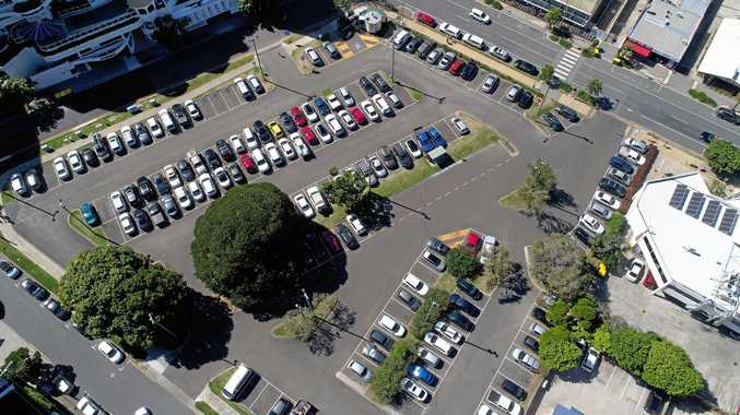 Brisbane Road Carpark, Mooloolaba.