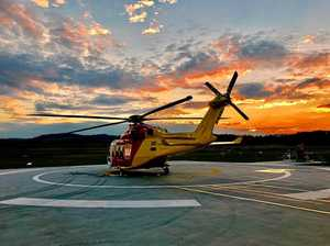 Busy month for rescue helicopter in June