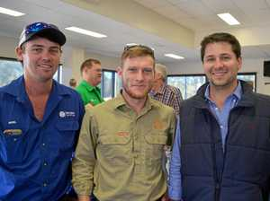 CQ's grain industry takes centre stage