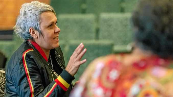 Dr Odette Best is celebrating indigenous midwives and nurses at this year's Naidoc week celebrations at USQ.