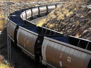 Workers striking against Aurizon halt CQ's coal trains