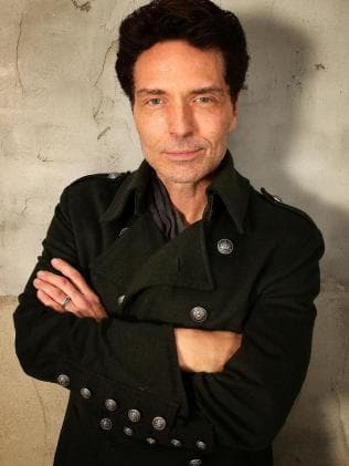 Richard Marx loves Farnsey. Picture: Norm Oorloff