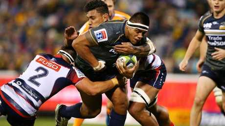 And in action for the Brumbies.