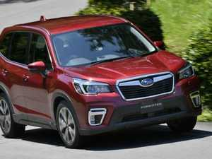 New Subaru Forester places safety front and centre