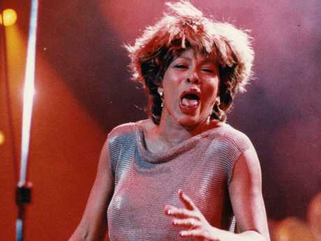 Tina Turner is a true legend of the music industry. Picture: Supplied
