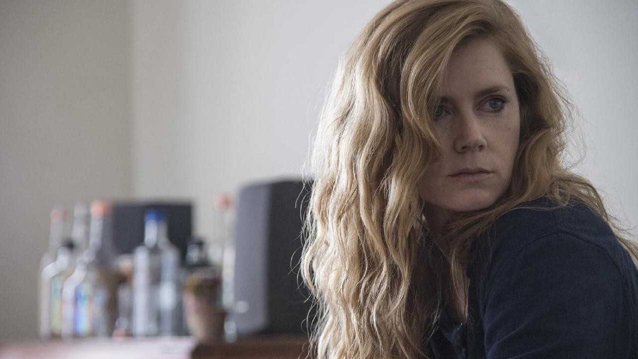 Sharp Objects is Amy Adams' first TV role since a three-episode stint on The Office in 2006.