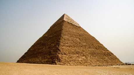 The Great Pyramid of Giza, Cr Tate's inspiration.