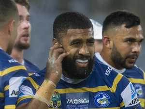 Most expensive reserve grader: Eels lose patience with Jennings