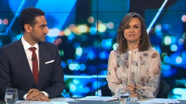 Lisa Wilkinson speaks out on The Project.