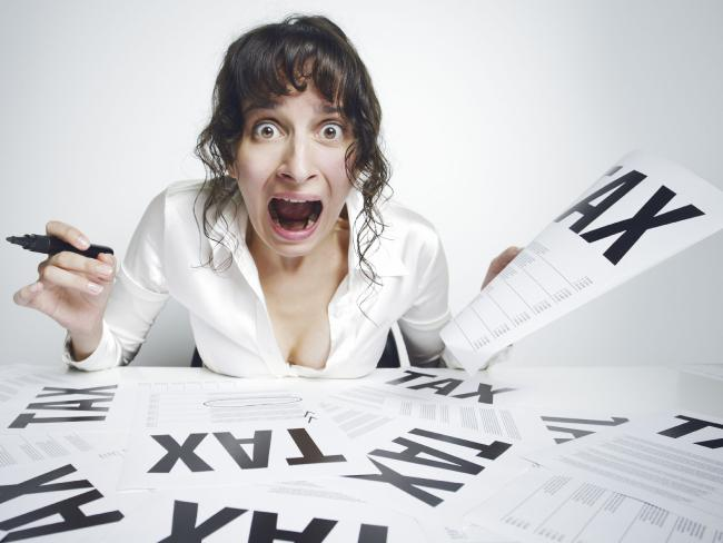 Taxes don't need to create stress, just follow the rules. Picture: iStock