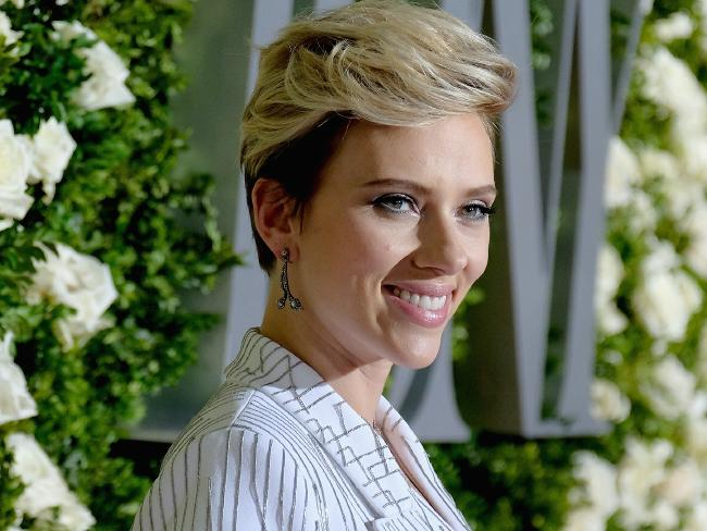 Scarlett Johansson has responded to backlash over her decision to play a transgender character in her latest film. Picture: Getty Images