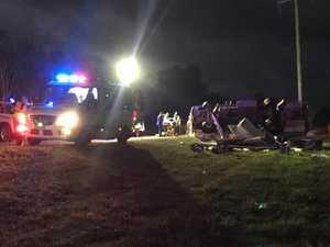 'I felt his pulse': Fatal highway crash