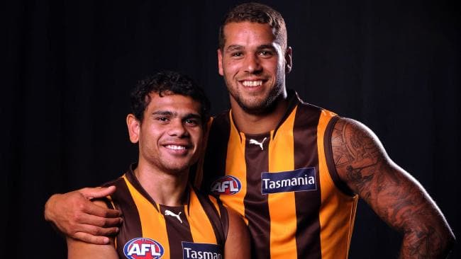 Cyril, Buddy, Ablett Sr: Footy's great game-changers.