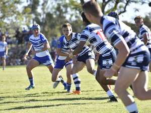 'Old Boy' JT's words drive St Mary's into grand final