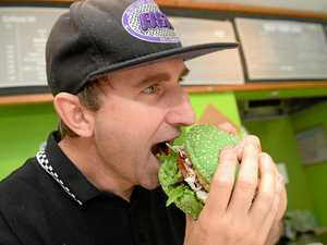 Rockhampton's first vegan burger created by locals