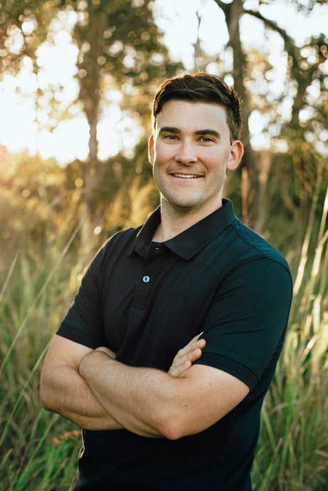 Candidate Lachlan Cosgrove.