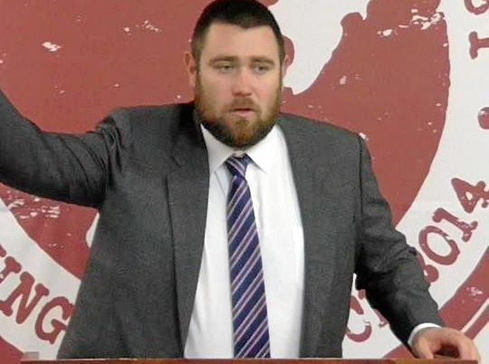 PETITION: There are calls for controversial Pastor Logan Robertson to be deported.