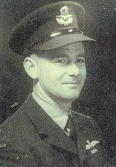 Flight Lieutenant Malcolm Buchanan