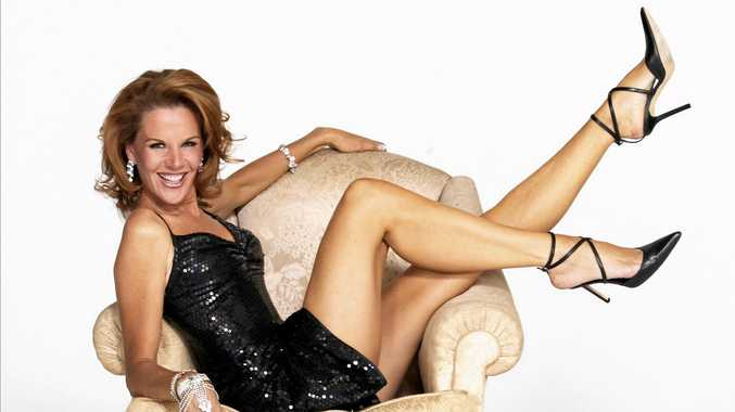 AUSSIE ICON: Rhonda Burchmore will be in Bangalow soon with a fantastic show.