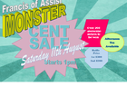 Monster Cent Sale at Francis of Assisi Home. On 11th August 2018 at 1pm in St Joseph lounge. Heaps of quality prizes to be won. Afternoon tea available.