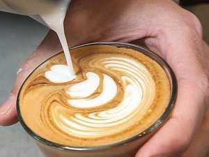 Cafe owner shocked after windows smashed in by vandals
