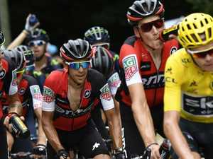Porte begins mind games with 'buggered' Froome