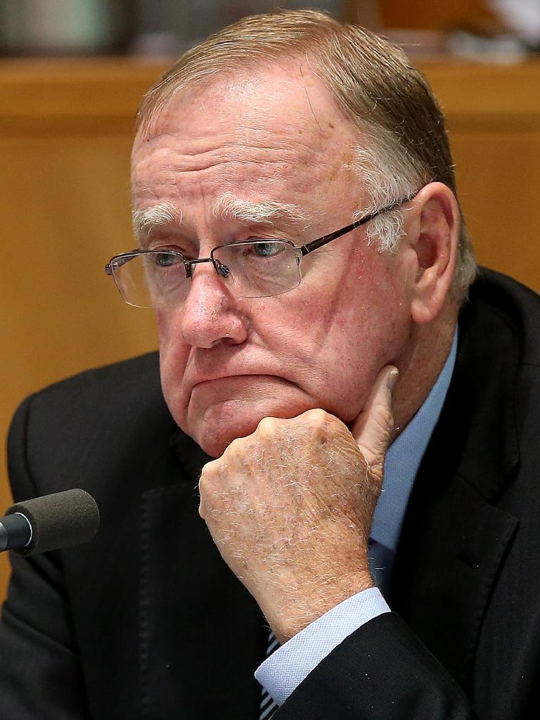Senator Ian Macdonald. Picture: Kym Smith