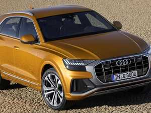 Limo meets swoopy SUV in Audi Q8, the brand's new flagship