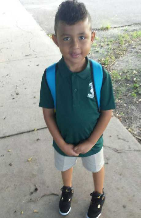 Parent Kandy Escotto says her 5-year-old son, Aaron, pictured here, was bullied by his kindergarten teacher.
