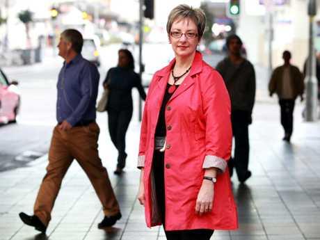 Paediatric obesity expert Louise Baur of University of Sydney.