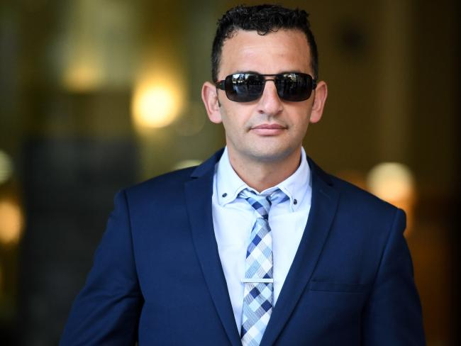 Emmanuel Xiberras was acquitted of causing Jo-Ann Thwaites death after saying he thought he'd run over a dog or a bag of rubbish. Picture: Joel Carrett.