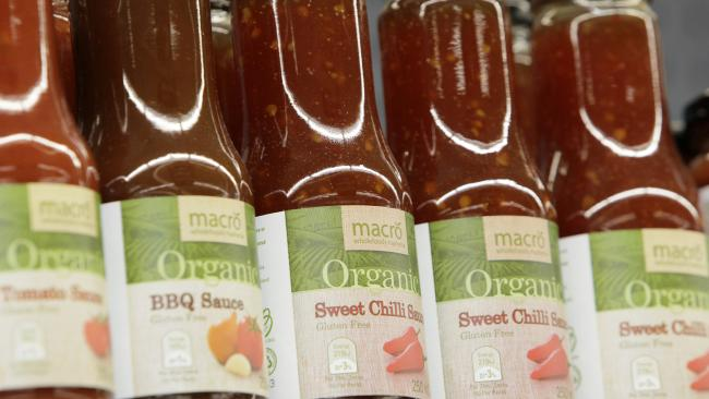 Organic Food from Woolworths Macro Wholefoods range has been expanded to 350 items to meet customer demand.