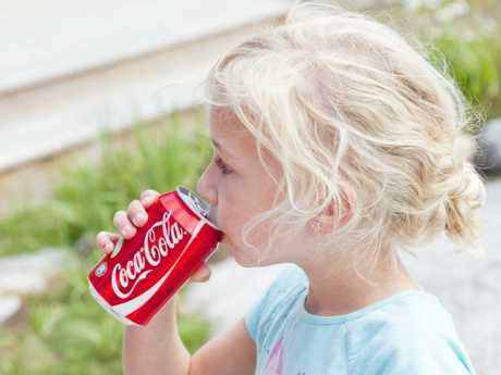 Shocking stats have revealed one in four Australian children are obese before the age of five and nutritionists say soft drinks are to blame.