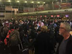 Holiday chaos as Jetstar cancels flights