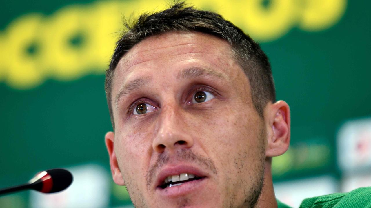 Mark Milligan could be headed to Europe.