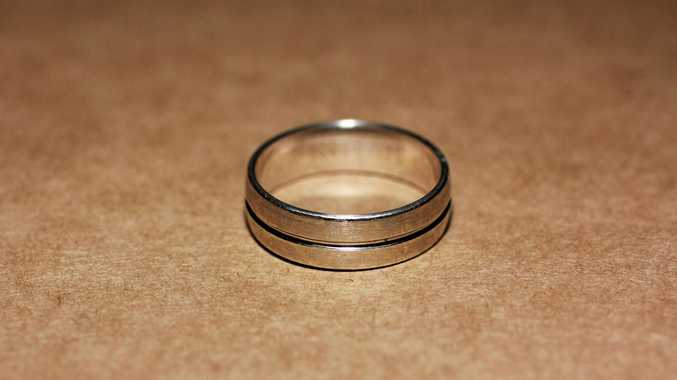 SOMETHING BORROWED: Police found a burglary suspect wearing the stolen wedding ring they were looking for (file photo).