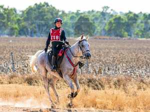 11-year-old riders to tackle 160km track
