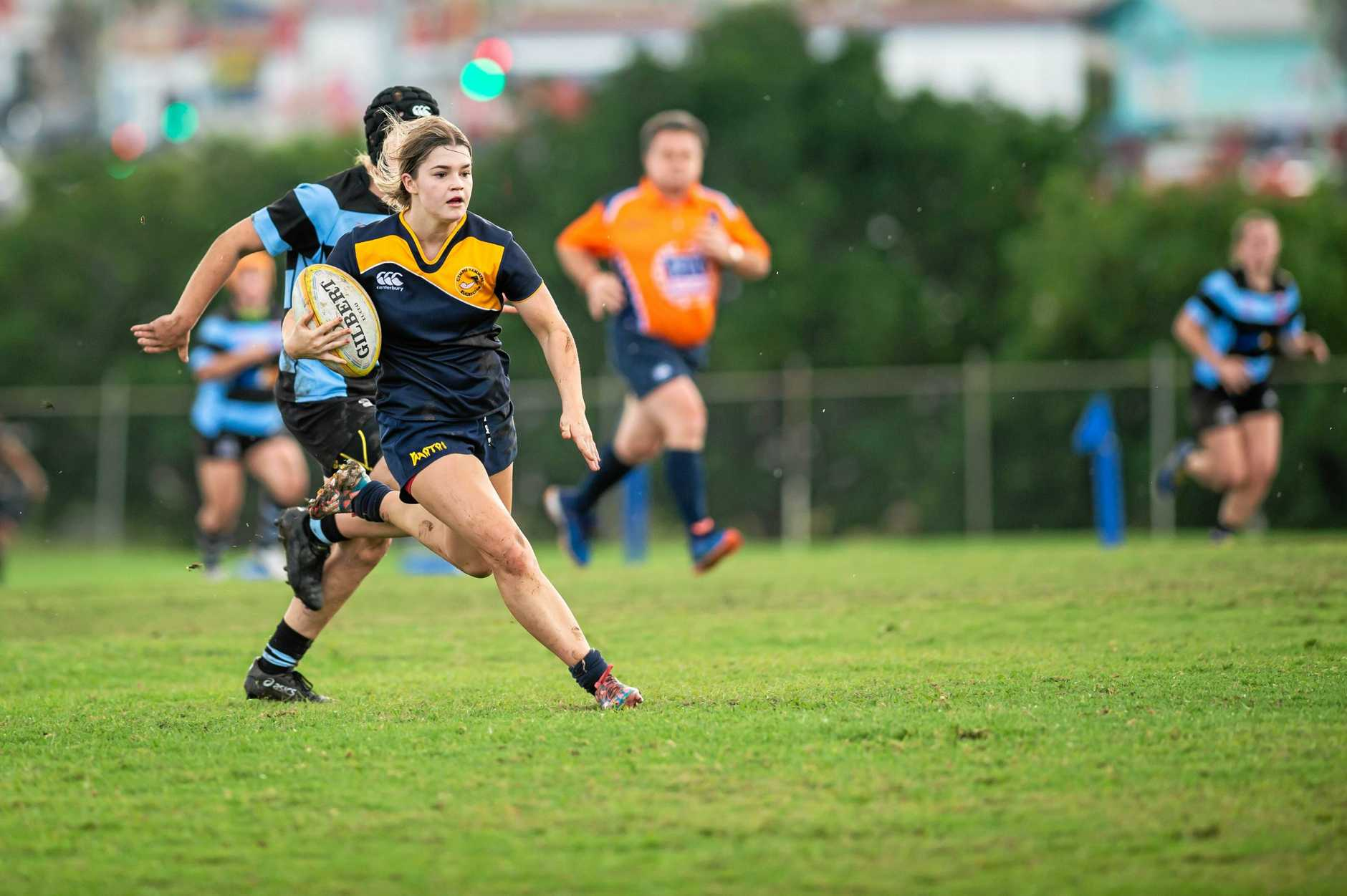 Rugby Union - Gympie Hammers Ladies Caitlin Urwin